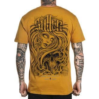 Herren T-Shirt SULLEN - SUMMERTIME IN THE GTC - SENF, SULLEN