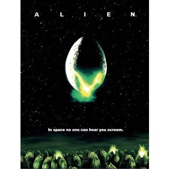 Bild Alien - One-Sheet - PYRAMID POSTERS, PYRAMID POSTERS, Alien: Das unheimliche Wesen aus einer fremden Welt