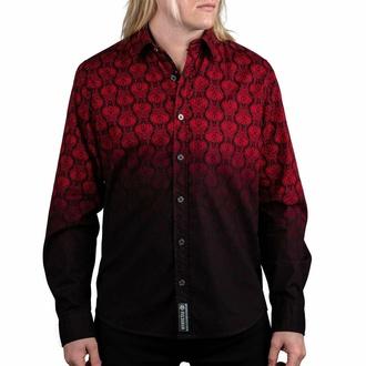 Herrenhemd mit langen Ärmeln WORNSTAR - Amaryllis, WORNSTAR