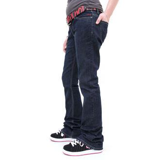 Damen Hose  (Jeans) ETNIES - Booted, ETNIES