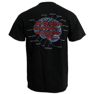 Herren T-Shirt Death - Spiritual Healing, RAZAMATAZ, Death