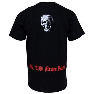 Herren T-Shirt Death - Life Will Never Last, RAZAMATAZ, Death