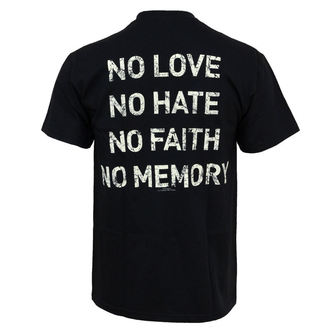 Herren T-Shirt Mayhem - No Love No Hate, RAZAMATAZ, Mayhem