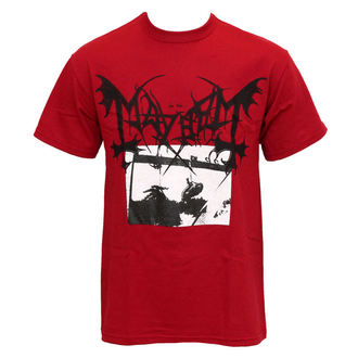 Herren T-Shirt Mayhem - Deathcrush, RAZAMATAZ, Mayhem