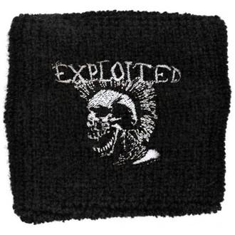 Schweißarmband Exploited - Mohican Skull - WB027, RAZAMATAZ, Exploited