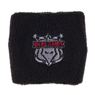 Armband In Flames - Shield Logo, RAZAMATAZ, In Flames