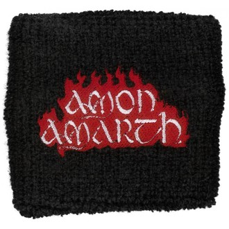 Armband Amon Amarth - Red Flame, RAZAMATAZ, Amon Amarth