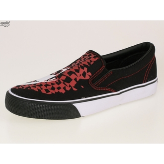 Schuhe DRAVEN - Adicts Jester Slip On - MCAD 005 - BLK, DRAVEN, Adicts