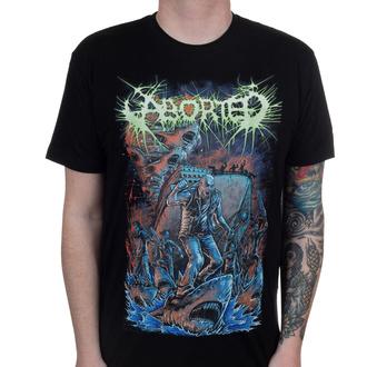 Herren T-Shirt Metal Aborted - Sharknado - INDIEMERCH, INDIEMERCH, Aborted