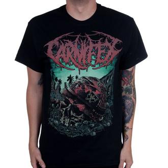 Herren T-Shirt Carnifex - Born To Kill - Schwarz - INDIEMERCH, INDIEMERCH, Carnifex