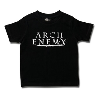 Kinder T-Shirt Arch Enemy - (Logo) - schwarz - Metal-Kids, Metal-Kids, Arch Enemy