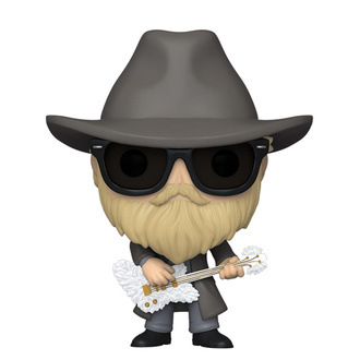 Figur ZZ Oben - POP!, POP, ZZ-Top