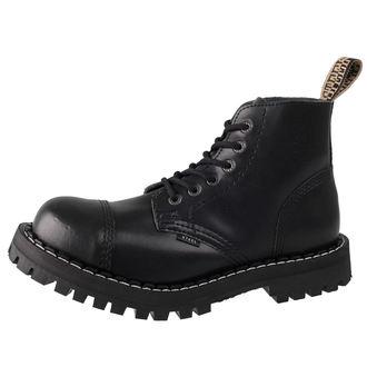 Schuhe STEEL - 6 - Loch -127,128/0, STEEL