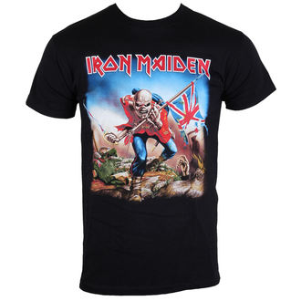 Herren T-Shirt Iron Maiden - The Trooper - IMTEE03MB - ROCK OFF