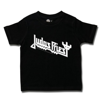 Kinder T-Shirt Judas Priest - (Logo) - schwarz - Metal-Kids, Metal-Kids, Judas Priest
