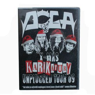 DVD Doga XMAS Unplugged Tour 2009 KARIKATUREN, NNM, Doga