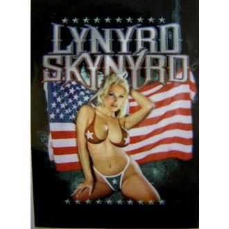 Fahne Lynyrd Skynyrd - American Flag, HEART ROCK, Lynyrd Skynyrd