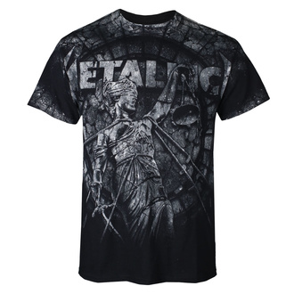 Herren T-Shirt Metalllica - Justice Stoned - ATMOSPHERE