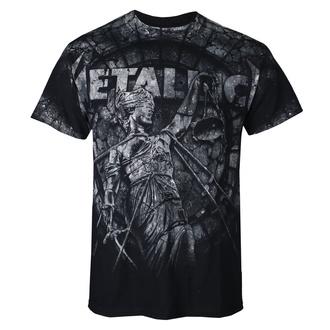 Herren T-Shirt Metalllica - Justice Stoned - ATMOSPHERE