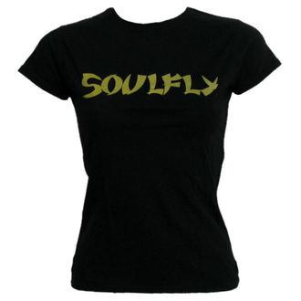 Damen T-Shirt  Soulfly 'Omen' - GS367, RAZAMATAZ, Soulfly