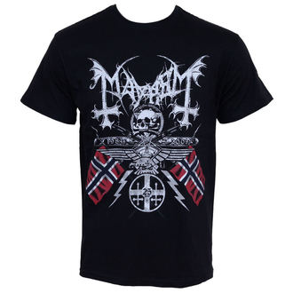 Herren T-Shirt Mayhem '25 Years Coat of Arms', RAZAMATAZ, Mayhem