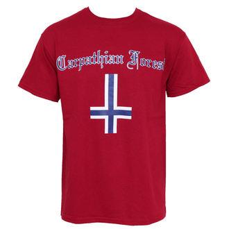 Herren T-Shirt Carpathian Forest 'Norway', RAZAMATAZ, Carpathian Forest
