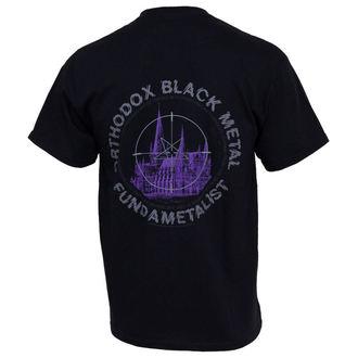 Herren T-Shirt Mayhem 'Orthodox De Mysteriis Dom Sathanas', RAZAMATAZ, Mayhem