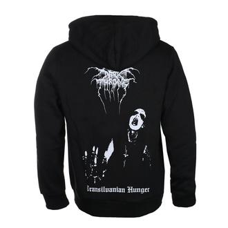 Herren Hoodie  mit Reißverschluss Darkthrone 'Transilvanian Hunger', RAZAMATAZ, Darkthrone