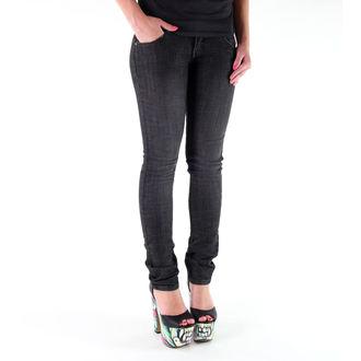 Damen Hose  (Jeans) METAL MULISHA - Babe Skinny, METAL MULISHA