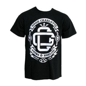 Herren T-Shirt - Good Charlotte, BRAVADO, Good Charlotte