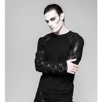 Herren Longsleeve Gothic Punk - Aries - PUNK RAVE, PUNK RAVE