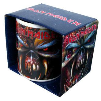 Keramiktasse  (Pott) Iron Maiden 'Final Frontier' IMMUG01 ROCK OFF, ROCK OFF, Iron Maiden