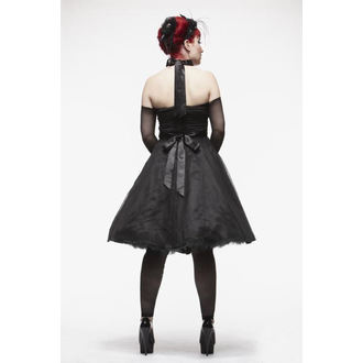 Damen Kleid  HELL BUNNY 'Harmony Black', HELL BUNNY