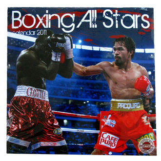 Kalender Wand Boxing All Stars 2011 , NNM