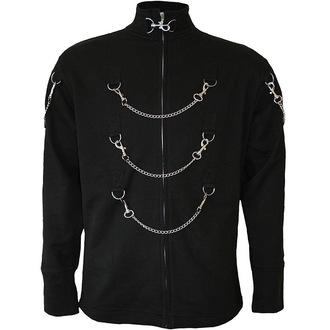 Herren Sweatshirt mit Reißverschluss SPIRAL 'Game Over', SPIRAL