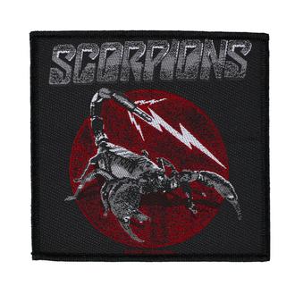 Patch Aufnäher Scorpions - Jack - RAZAMATAZ, RAZAMATAZ, Scorpions