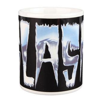 Keramiktasse  (Pott) Slash - Slash Boxed Mug Logo - ROCK OFF, ROCK OFF, Slash