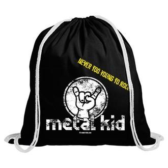 Sportbeutel Metal-Kids, Metal-Kids