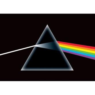 Postkarte PINK FLOYD - Dark Side, ROCK OFF, Pink Floyd