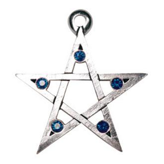 Anhänger  Open Pentagram - EASTGATE RESOURCE, EASTGATE RESOURCE