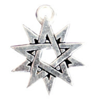 Anhänger  Double Pentagram - EASTGATE RESOURCE, EASTGATE RESOURCE