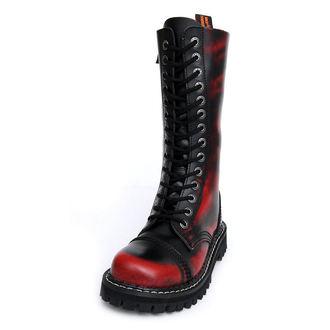 Stiefel KMM 14-Loch - Red/Black, KMM