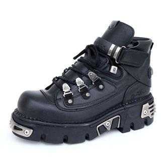 Schuhe NEW ROCK - 654-S1 - Itali Negro