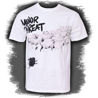 Herren T-Shirt Minor Threat - Out Of Step White, LIVE NATION, Minor Threat