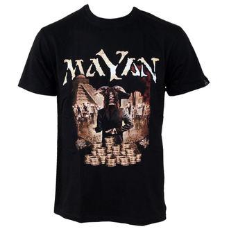 Herren T-Shirt Mayan - Quarterpast - NUCLEAR BLAST, NUCLEAR BLAST, Mayan