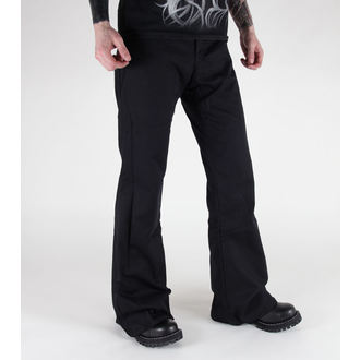 Hose Black Pistol - Loon Hipster Black Denim, BLACK PISTOL