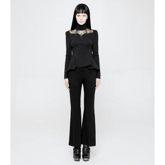 Damen Bluse Gothic Punk - Lenore - PUNK RAVE, PUNK RAVE