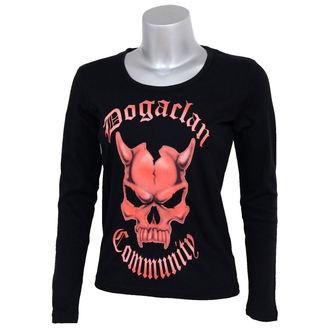 Damen T-Shirt  Langarmshirt Doga, NNM, Doga