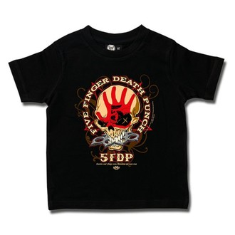 Kinder T-Shirt Metal Five Finger Death Punch - Knucklehead - Metal-Kids, Metal-Kids, Five Finger Death Punch