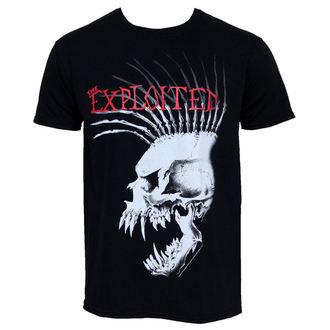 Herren T-Shirt The Exploited - Bastard Skull - RAZAMATAZ